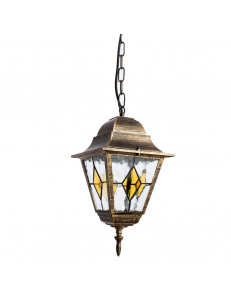 Уличный светильник Arte Lamp BERLIN A1015SO-1BN