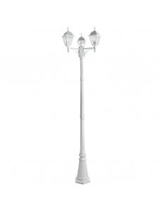 Уличный светильник Arte Lamp BREMEN A1017PA-3WH