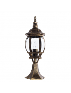 Уличный светильник Arte Lamp ATLANTA A1044FN-1BN