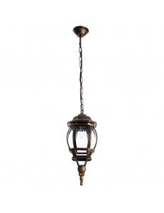 Уличный светильник Arte Lamp ATLANTA A1045SO-1BN