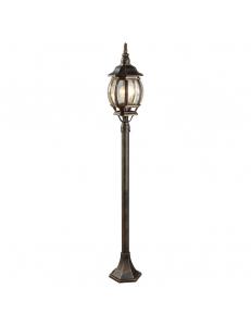 Уличный светильник Arte Lamp ATLANTA A1046PA-1BN