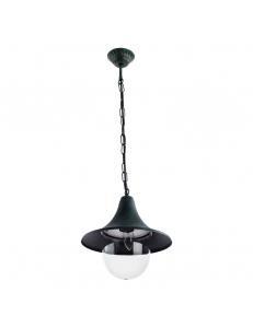 Уличный светильник Arte Lamp MALAGA A1085SO-1BG