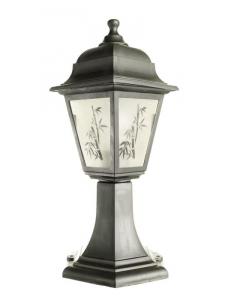 Уличный светильник Arte Lamp ZAGREB A1113FN-1BK