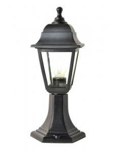 Уличный светильник Arte Lamp BELGRADE A1114FN-1BK