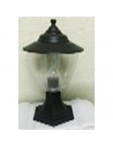 Уличный светильник Arte Lamp ZAGREB A1118PA-1BK