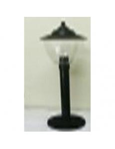 Уличный светильник Arte Lamp ZAGREB A1119PA-1BK