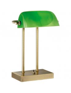 Настольная лампа Arte Lamp BANKER A1200LT-1AB