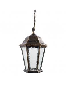 Уличный светильник Arte Lamp GENOVA A1205SO-1BN