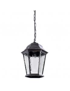 Уличный светильник Arte Lamp GENOVA A1205SO-1BS