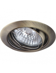 Встраиваемый cветильник Arte Lamp PRAKTISCH A1213PL-3AB
