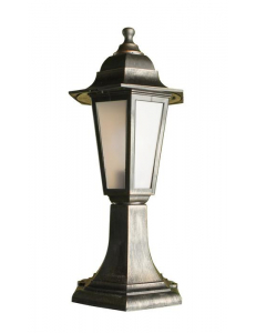 Уличный светильник Arte Lamp ZAGREB A1218FN-1BR