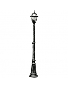 Уличный светильник Arte Lamp PARIS A1357PA-1BS