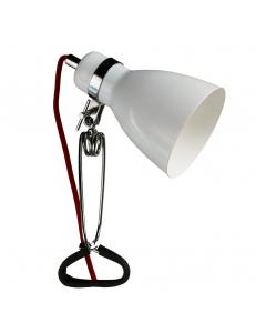Настольная лампа Arte Lamp DORM A1409LT-1WH