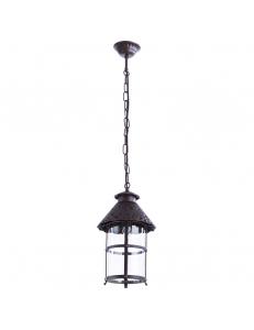 Уличный светильник Arte Lamp PRAGUE A1465SO-1RI