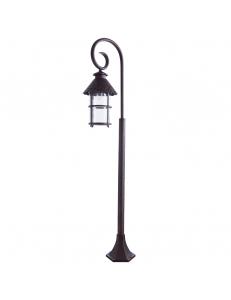 Уличный светильник Arte Lamp PRAGUE A1466PA-1RI