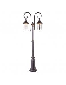 Уличный светильник Arte Lamp PRAGUE A1467PA-2RI