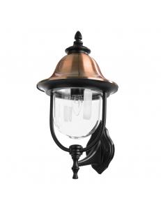 Уличный светильник Arte Lamp BARCELONA A1481AL-1BK