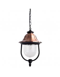 Уличный светильник Arte Lamp BARCELONA A1485SO-1BK