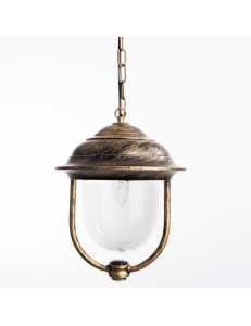 Уличный светильник Arte Lamp BARCELONA A1485SO-1BN