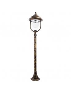 Уличный светильник Arte Lamp BARCELONA A1486PA-1BN