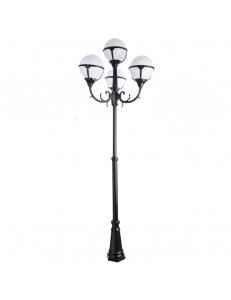 Уличный светильник Arte Lamp MONACO A1497PA-4BK
