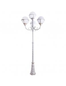 Уличный светильник Arte Lamp MONACO A1497PA-4WG