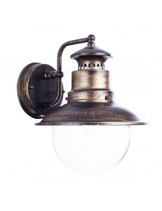 Уличный светильник Arte Lamp AMSTERDAM A1523AL-1BN