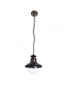 Уличный светильник Arte Lamp AMSTERDAM A1523SO-1BN