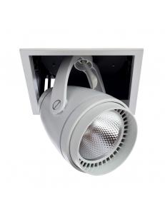 Встраиваемый cветильник Arte Lamp CARDANI A1618PL-1WH
