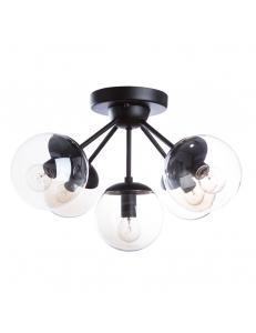 Светильник Arte Lamp BOLLA A1664PL-5BK