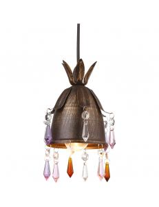 Светильник Arte Lamp BELLS A1798SP-1RI