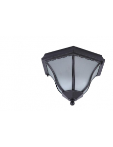 Уличный светильник Arte Lamp PORTICO A1826PF-2BK