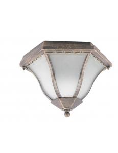 Уличный светильник Arte Lamp PORTICO A1826PF-2BN
