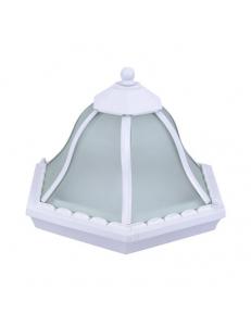 Уличный светильник Arte Lamp PORTICO A1826PF-2WH