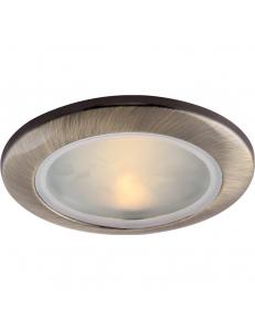Встраиваемый cветильник Arte Lamp AQUA A2024PL-1AB
