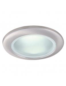 Встраиваемый cветильник Arte Lamp AQUA A2024PL-1SS