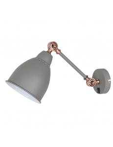 Бра Arte Lamp BRACCIO A2054AP-1GY