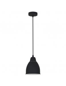 Светильник Arte Lamp BRACCIO A2054SP-1BK