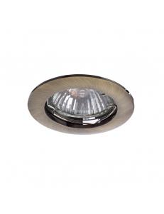 Встраиваемый cветильник Arte Lamp BASIC A2103PL-1AB