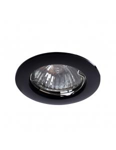 Встраиваемый cветильник Arte Lamp BASIC A2103PL-1BK