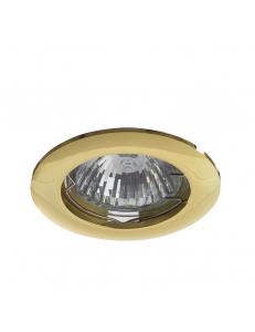 Встраиваемый cветильник Arte Lamp BASIC A2103PL-1GO
