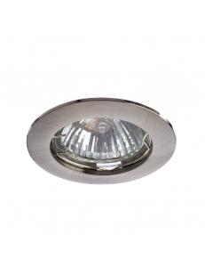 Встраиваемый cветильник Arte Lamp BASIC A2103PL-1SS