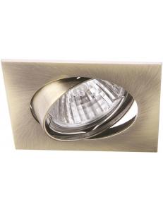 Встраиваемый cветильник Arte Lamp QUADRATISCH A2118PL-3AB