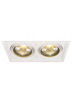 Встраиваемый cветильник Arte Lamp TECHNIKA A2134PL-2WH