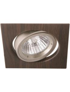 Встраиваемый cветильник Arte Lamp WOOD A2206PL-3BR