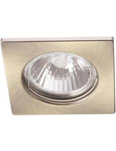 Встраиваемый cветильник Arte Lamp QUADRATISCH A2210PL-3AB