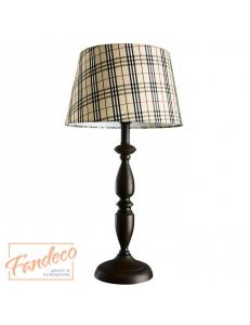Настольная лампа Arte Lamp SCOTCH A3090LT-1CK