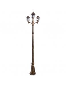 Уличный светильник Arte Lamp PEGASUS A3151PA-3BN