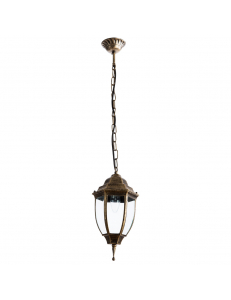 Уличный светильник Arte Lamp PEGASUS A3151SO-1BN