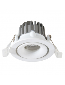 Встраиваемый cветильник Arte Lamp APERTURA A3310PL-1WH